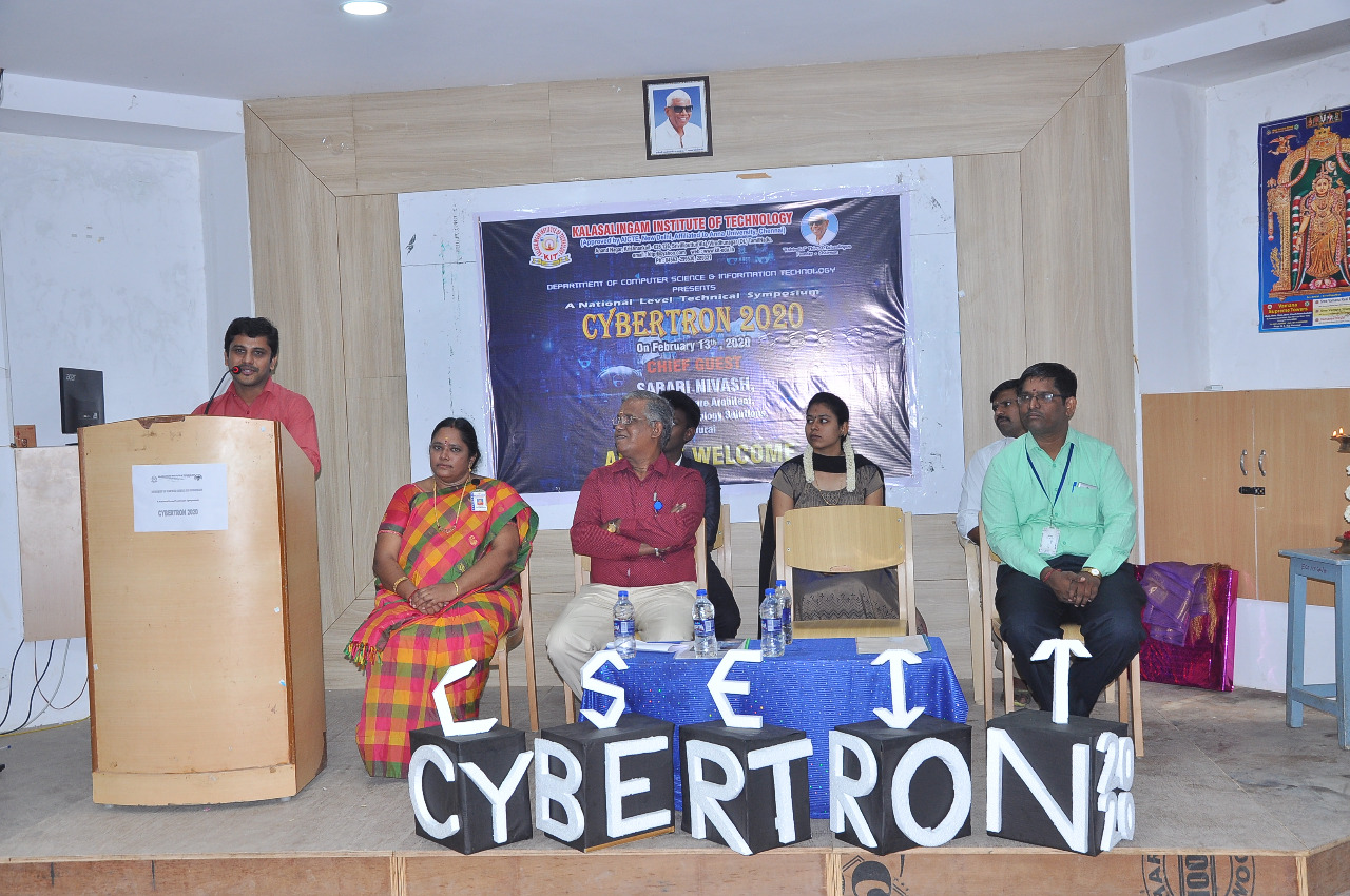 CSE Symposium Cybertron2020