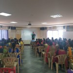 Seminar on Controlling Emotions on 09-02-2019