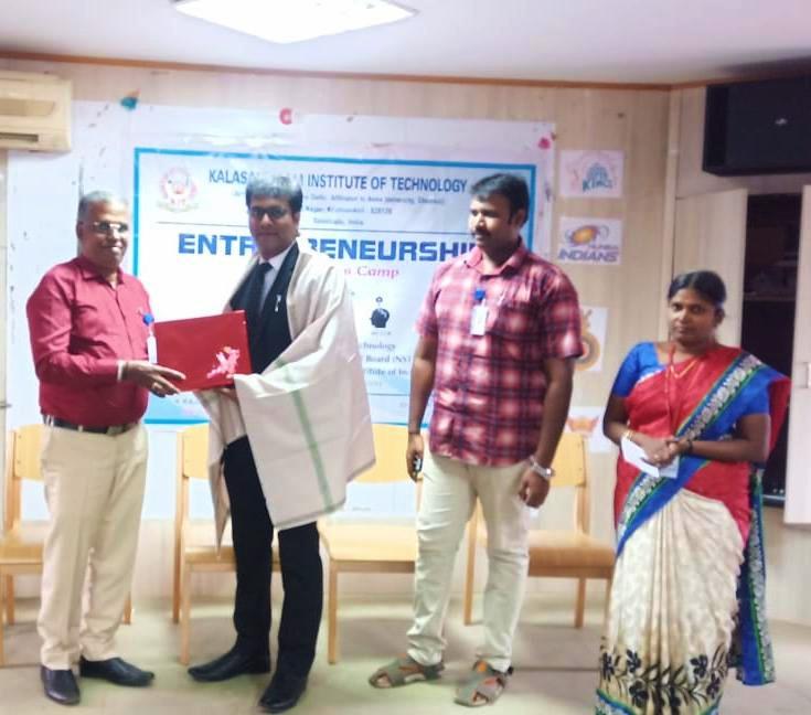 Entrepreneurship Awareness Camp 4