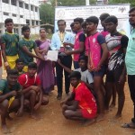 Kabadi Event for +2 Students - 2018
