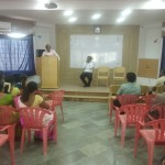 Motivational Talk by Dr.Rajkamal for CSE,IT & ECE Faculty