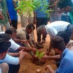 NSS Camp at S.Ramachandrapuram