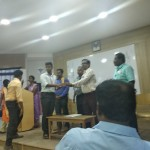 Valedictory Function of Bridge Course for I-Year
