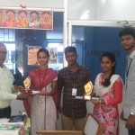 Runner award in paadum paravaigal contest organized by Rotary club of Sivakasi Sparklers on 22.9.2019