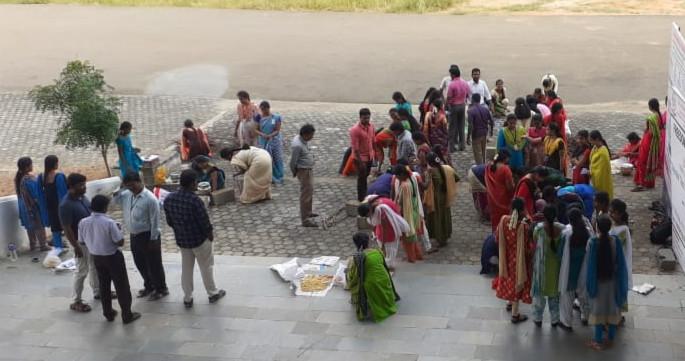 Pongal Celebration on 10-01-20