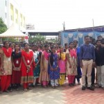Science Expo Organized by ISRO