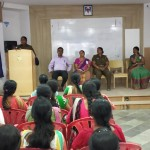 Women's Harassment Programme for 1st Year on 25-09-2018