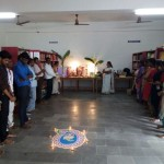 saraswati Puja Celebration