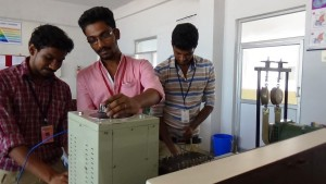 Electrical Machines Lab I
