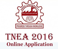 TNEA 2016 Online Application Form