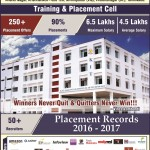 Placement Brochure 2017